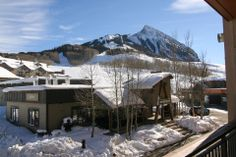 Lodge at Mountaineer Square Ski Condo | Channing Boucher's Crested Butte Real Estate Guide