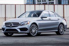 2015 luxury sedans   2015 Mercedes-Benz C-Class C300 Luxury 4MATIC 4dr Sedan AWD (2.0L 4cyl ...