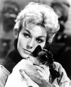 Bell, Book and Candle (1958) on Kitty, Kitten and Pussycats list. Pyewacket the familiar.