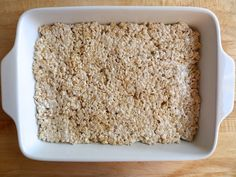 siriously delicious: Salted Brown Butter Rice Krispie Treats