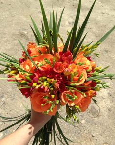Nice #bouquet for and especial occasion #boda design by https://www.facebook.com/irisdesign.pv?ref=hl #weddings #puertovallarta