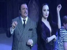 Excerpt: The Addams Family musical