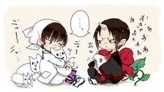 Hoozuki no Reitetsu ~~ Chibi quarrel
