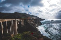Big Sur this weekend! Where will you be for the 4th of July?  Shop www.rngrstation.com | RNGR #RNGR #rngrstation #apparel #wildernessoutfitters