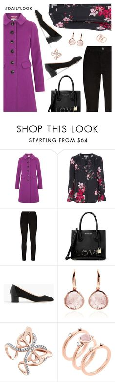"""""""Daily look"""" by dressedbyrose ❤ liked on Polyvore featuring Boden, Joie, Paige Denim, MICHAEL Michael Kors, J.Crew, Michael Kors, ootd, Dailylook and polyvoreeditorial"""
