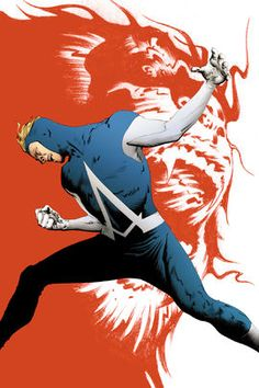 Bernhard Baker is Animal Man, the Avatar of The Red, and protector of all animal life on Earth - including humans. In his everyday life, he is an actor and animal rights activist, loving husband, and father of two. As both super-hero and family-man, Buddy is often forced to try to balance the two aspects of his life. After the Avatar of The Red was killed by Anton Arcane, the Totems of the Parliament of Limbs decided that they could follow the example of The Green in using a...