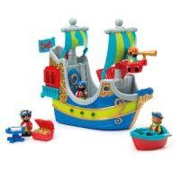 Bateau pirate Happyland Oxybul