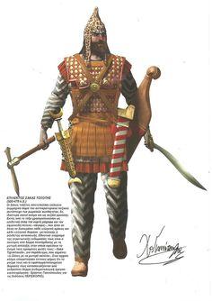 Shaka elite archer