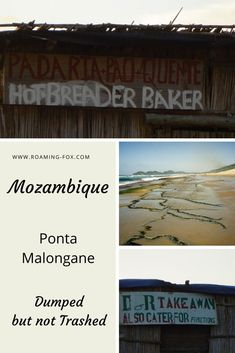Dumped but not Trashed in Beautiful Mozambique — Roaming Fox Travel Goals, Travel Advice, Travel Tips, Amazing Destinations, Travel Destinations, Travel Around The World, Around The Worlds, Scuba Diving, Cave Diving