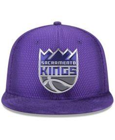 check out b8553 17a72 New Era Sacramento Kings On Court Reverse 9FIFTY Snapback Cap   Reviews -  Sports Fan Shop By Lids - Men - Macy s