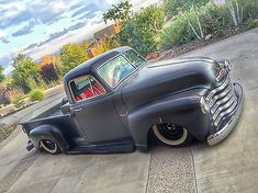 Chevy Stepside, Chevy Pickups, Hot Rod Trucks, Old Trucks, Chevy Apache, Quelques Photos, Classic Chevy Trucks, Custom Trucks, Cars Motorcycles