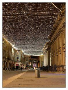 Royal Exchange Square, Glasgow.  by Ben.Allison36, via Flickr