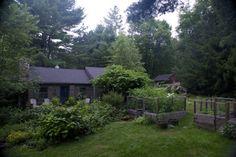 Garden Visit: A Cook's Garden in Upstate New York