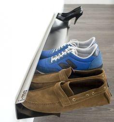 Horizontal Shoe Rack - $76