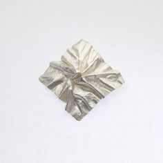 brooch / silver Yasuki Hiramatsu / 平松 保城