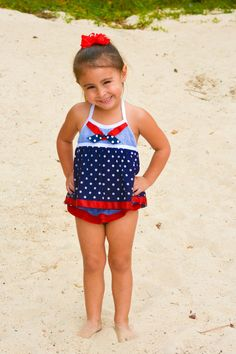 NEW 2015 SS Sailor Baby Doll nautical swim by TurtleSoupCompany Soup Company, Sailor Baby, Turtle Soup, Baby Dolls, Tankini, Bathing Suits, Nautical, Lunch Box, Swimming
