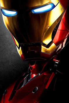 Iron Man is awesome!