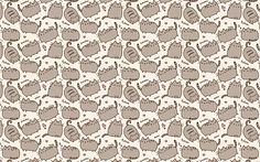 Pusheen wallpaper, 1440x900