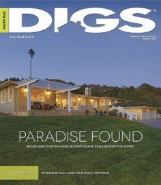 South Bay Digs is a real estate publication serving the affluent beach cities of Manhattan Beach, Hermosa Beach, Redondo Beach & Palos Verdes Peninsula