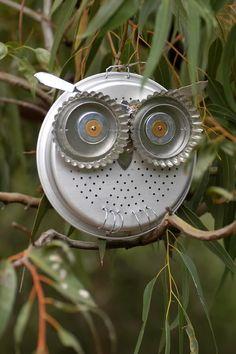 Kitchen Owl #17