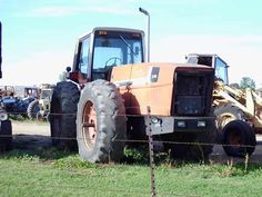 International 3788 tractor salvaged for used parts. This unit is available at All States Ag Parts in Black Creek, WI. Call 877-530-2010 parts. Unit ID#: EQ-25070. The photo depicts the equipment in the condition it arrived at our salvage yard. Parts shown may or may not still be available. http://www.TractorPartsASAP.com