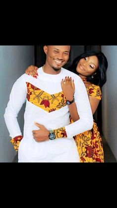Beautiful Ankara Street Styles To Glam Up Your Looks - Afro Fahionista Couples African Outfits, African Dresses Men, African Clothing For Men, African Shirts, Latest African Fashion Dresses, Couple Outfits, African Print Fashion, Africa Fashion, African Attire