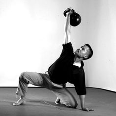 Pavel's original Program Minimum used the bent press and the snatch. He reinvented the PM with the swing and the get-up. What if we use all four?