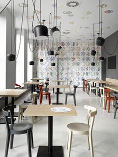 Galeria de Café. Bistrô. Padaria Zahorsky / JRA Jarousek.Rochova.Architekti - 1