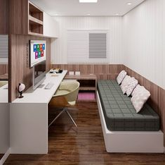 Image may contain: table and indoor Dream Rooms, Hostel, My Room, Office Desk, Corner Desk, Bedroom Decor, Indoor, House Design, Toque