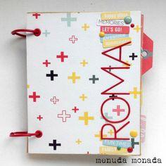 """Mini álbum """"Roma"""""""