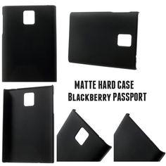 Matte Hard Case Blackberry Passport - Rp. 50.000 - http://www.kitkes.com/product/217/1062/Matte-Hard-Case-Blackberry-Passport/?o=default