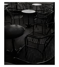 Chairs in the cafe by Dionisic.deviantart.com on @deviantART