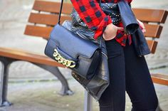 Ivânia Diamond - Fashion & lifestyle: Plaid shirt!