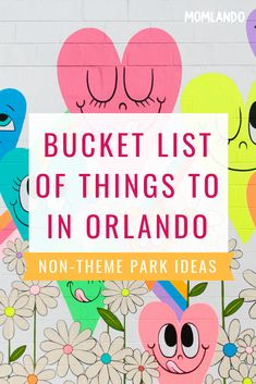 Orlando is a perfect place to take the kids. But the theme parks can get pricey. You can explore the real Orlando with this local's guide to Orlando. Check out activities in Orlando away from Disney. Bucket list of things to do in Orlando. Visit Orlando, Orlando Travel, Orlando Vacation, Disney World Vacation, Florida Vacation, Orlando Disney, Florida Girl, Florida Living, Cruise Vacation