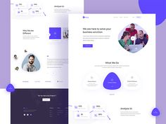 uiuxalam Agency Landing Page
