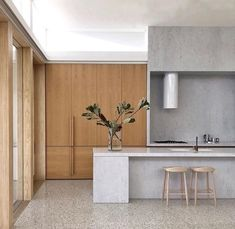 45 Minimalist Kitchen Decor Ideas #Home Decoration # #kitchendecorideas