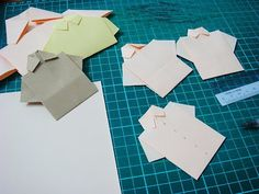 AZLINA ABDUL: Origami shirt !