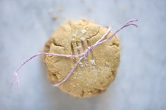 Peanut Butter Spelt Cookies. Gluten-free and a good recipe for type A blood
