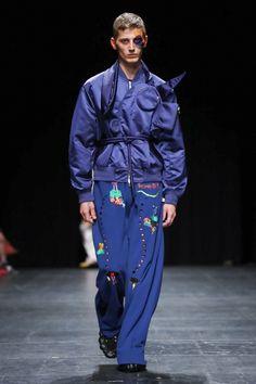 Walter Van Beirendonck Menswear Spring Summer 2016 Paris - NOWFASHION