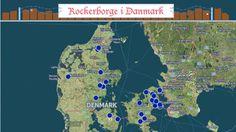GRAFIK Se om du er nabo til en rockerborg DR's Databaseredaktion har identificeret 28 etablerede rockerborge og tilholdssteder for forskellige kendte rockerklubber. Se på kortet, hvor præcis de ligger.
