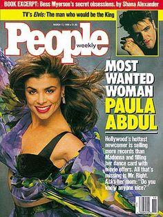 Paula on People Magazine