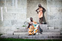 Culturally Rich {Ghanaian} Engagement Session in Boston