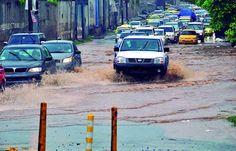Etesa pronostica que el tiempo lluvioso continuará - Mastrip.net