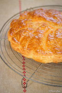Galette des rois sans gluten à la frangipane - pour mardi gras ! *Remplacer les petits-suisses par de la sour cream