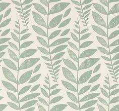 Designers Guild Odhni Duck Egg Wallpaper main image