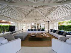'Casa de praia' o ano inteiro: inspire-se nos projetos de David Bastos - Casa - GNT