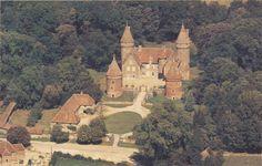 Château de Montcony en Saône-et-Loire, Bourgogne