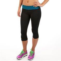 e04bf8144b9 Under Armour® HeatGear® Printed Sonic Capri
