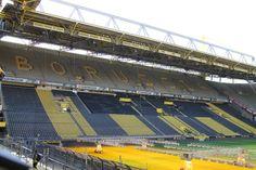 Trybuny stadionu Borussi Dortmund