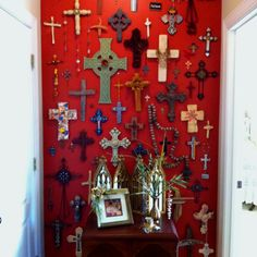 Cross Wall- We've already got one in the works!